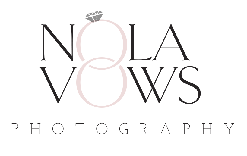 Nola Vows Photography logo